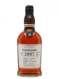 Foursquare 2007 Cask Strength Rum-Foursquare from The Whisky Exchange