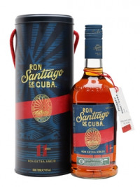 Santiago de Cuba Anejo Superior 11 Year Old Rum-Santiago de Cuba from The Whisky Exchange