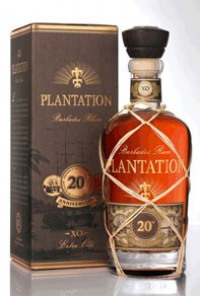 Plantation XO 20 year old Barbados Rum 70cl- from Distillers Direct