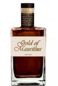 Gold of Mauritius Dark Rum 70cl- from Distillers Direct