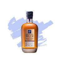 Penny Blue XO Single Estate Mauritian Rum-berry bros & rudd from Ministry Of Drinks